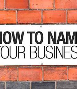 Cómo elegir el nombre perfecto para tu empresa